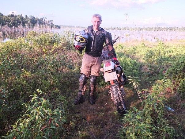 ИксЭр250 - лучший мотоцикл для туров Синуса