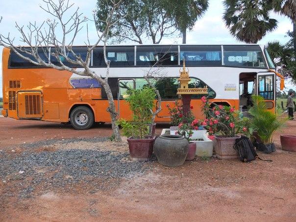 Наш спальный автобус