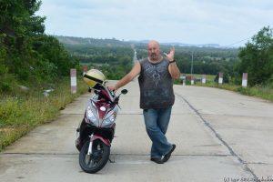 16_09338 3 дня 530 км на мопеде с татьяной афиногеновой