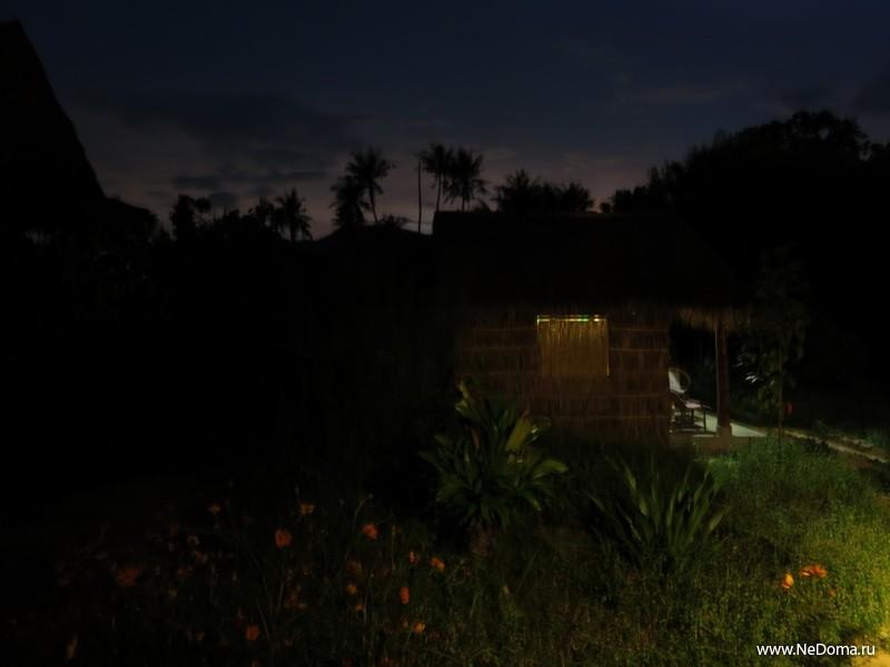 Почти экватоиальная ночь