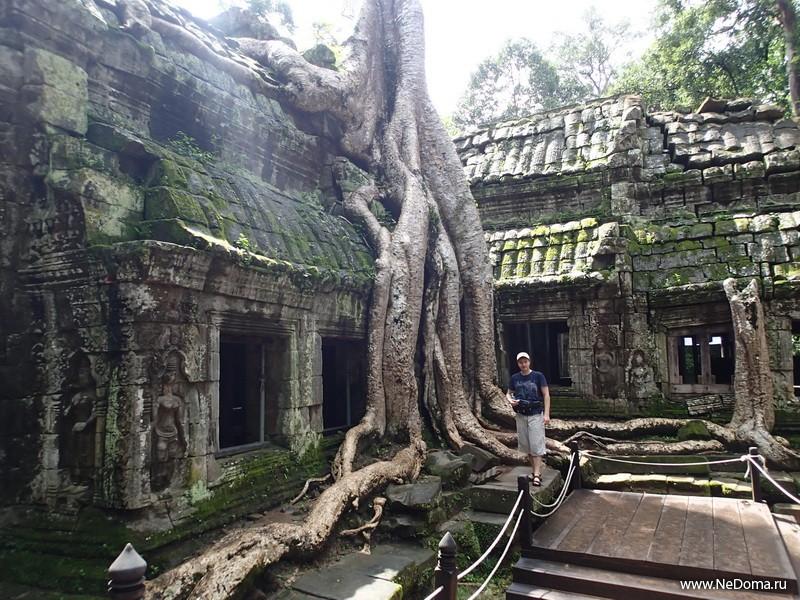 Загадочный Ангкор ват
