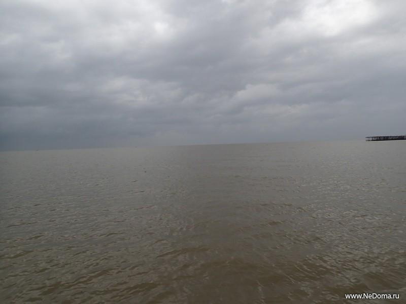 Море-озеро