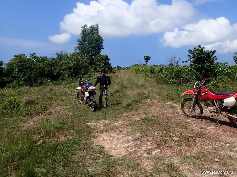 Продолжаем наш трехденвый тур на мотоциклах