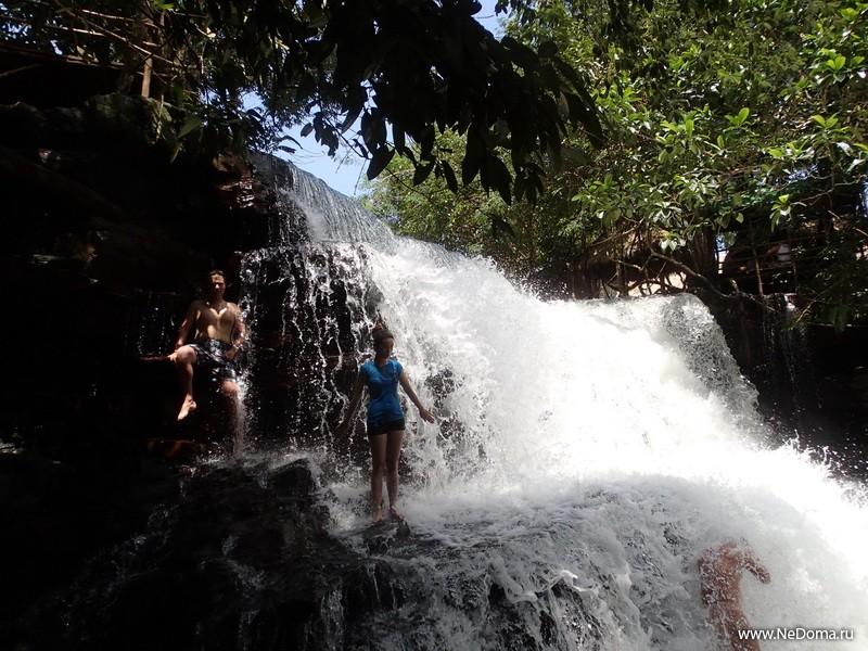Водопад Кхбал Чай
