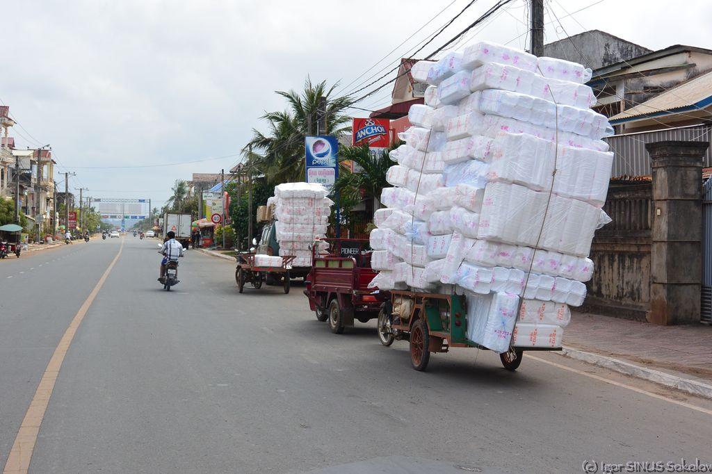 грузовые перевозки через границу